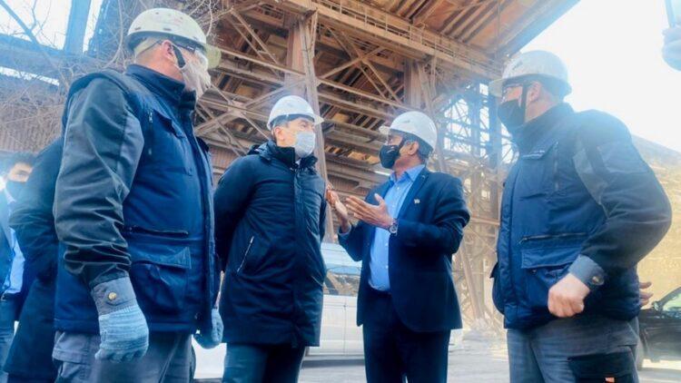 Новая экостратегия «АрселорМиттал Темиртау» снизит выбросы завода на треть 1