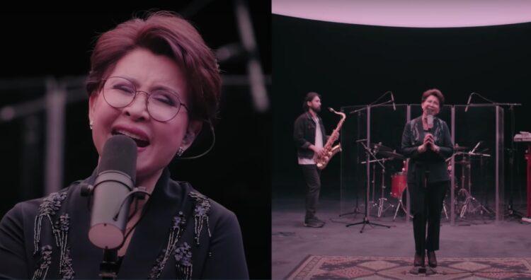 Роза Рымбаева выступила в проекте Айсултана Сеитова 1