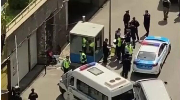 Угрозы взорвать жилой дом и звуки стрельбы: что происходит в Алматы 1