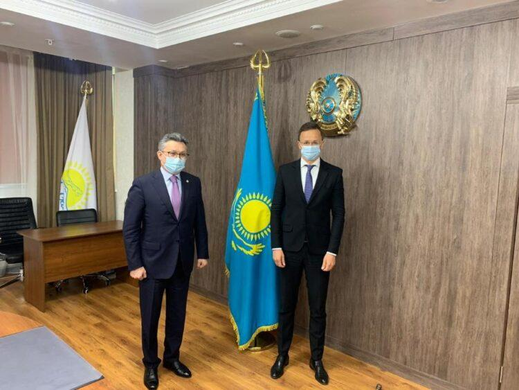 Казахстан-Венгрия: выходы на сопредельные рынки 1