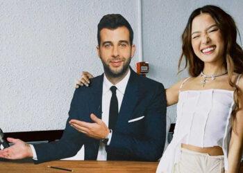 Певица из Казахстана стала гостем шоу «Вечерний Ургант» 2