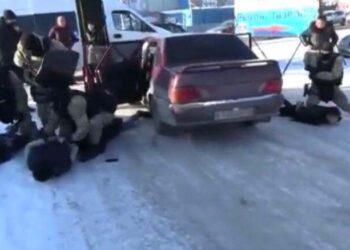 Транснациональную ОПГ задержали полицейские Караганды 1