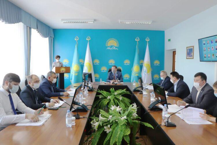 Кто будет контролировать реализацию предвыборной программы партии Nur Otan 1