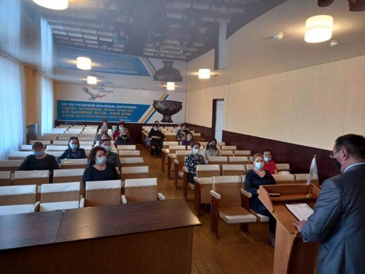 В Северном Казахстане стартовали отчетные собрания в первичных партийных организациях 1