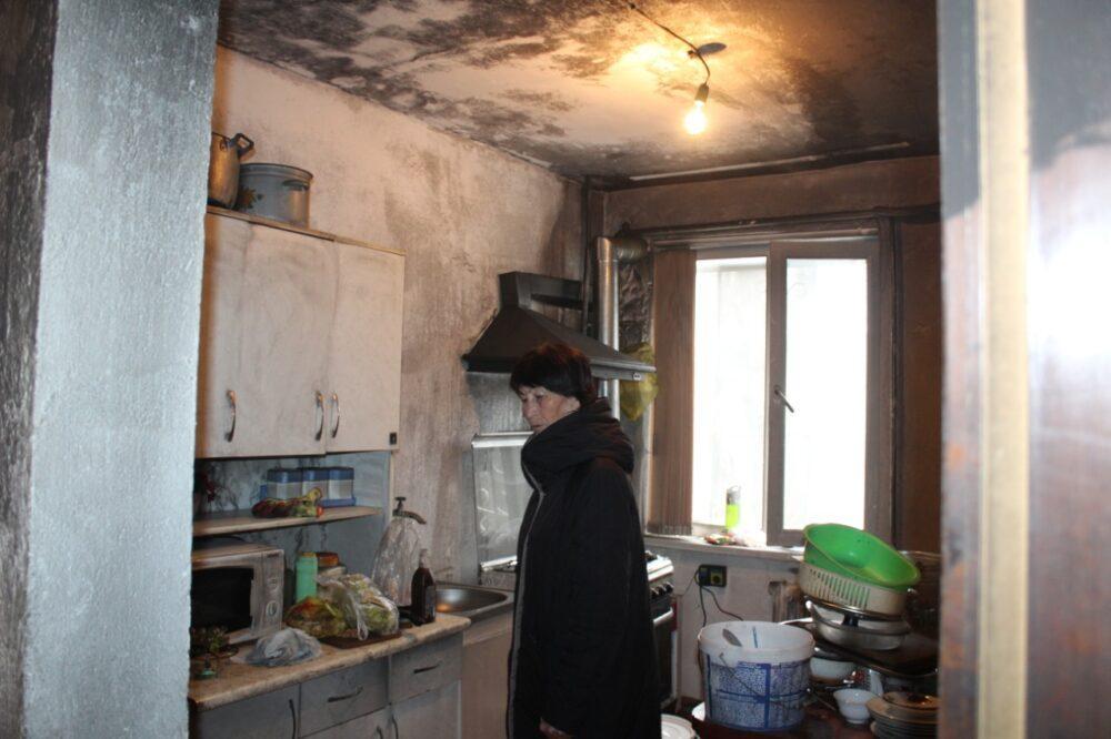 В Туркестанской области депутаты-нуротановцы помогли отремонтировать дом, пострадавший от пожара 1