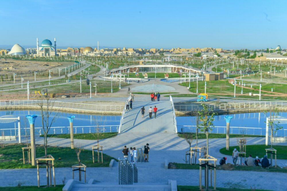 Священный Туркестан: эпоха возрождения  4