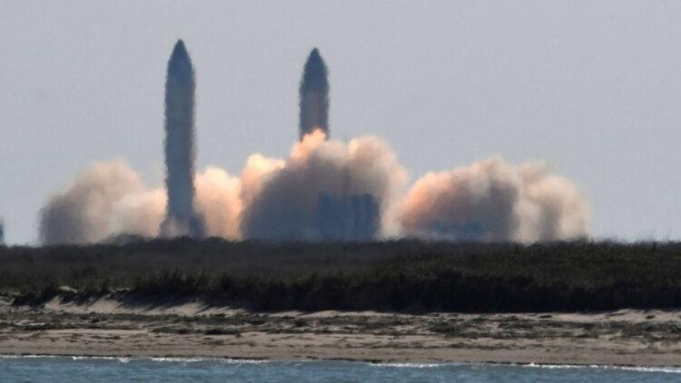 SpaceX провела успешные испытания прототипа корабля Starship 1