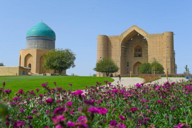Священный Туркестан: эпоха возрождения  1
