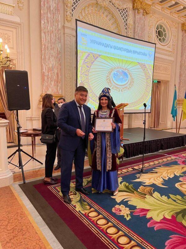 Казахстан поддерживает соотечественников за рубежом – Дархан Калетаев 6