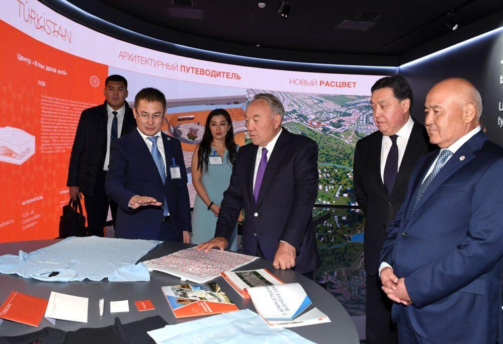 Священный Туркестан: эпоха возрождения  2
