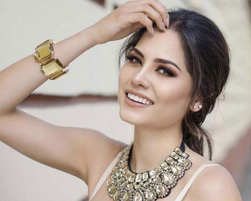 Казахстанка Камилла Серикбай не вошла в топ-21 на Мисс Вселенная 1