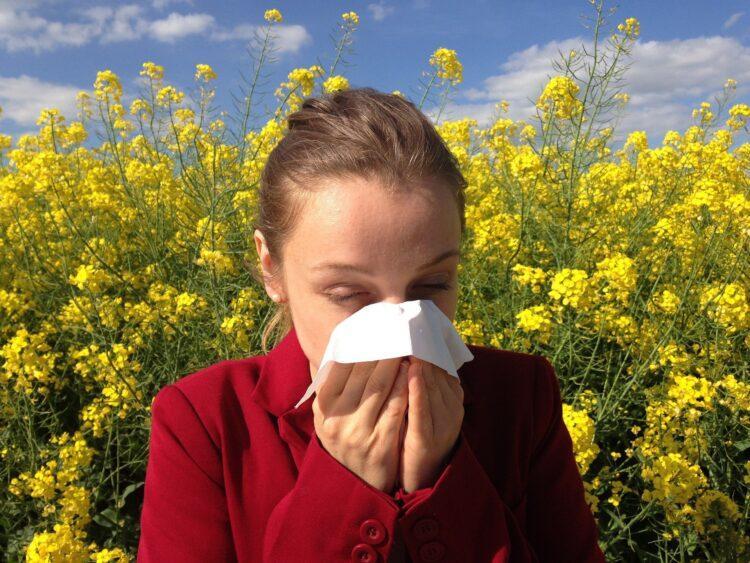 аллергию
