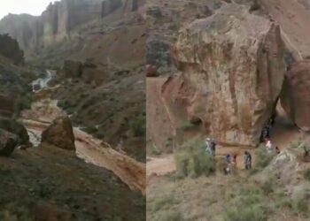 Выводы из трагедии в Чарынском каньоне: туристов не предупредили об опасности 1