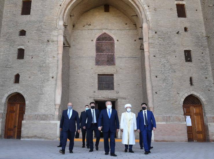 Елбасы о Туркестане: мы сделали то, о чем даже не могли мечтать 3