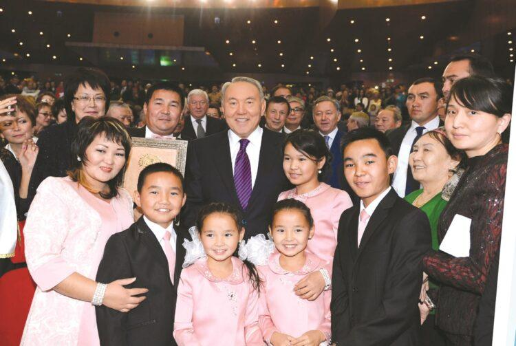 Стержень казахстанского общества 1