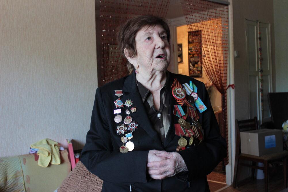 Карагандинская фирма оказала поддержку ветеранам ВОВ