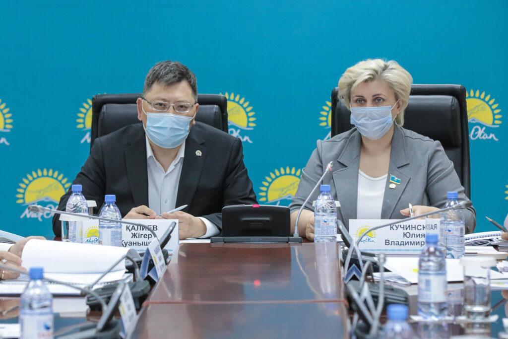 Новый Совет Nur Otan возьмет на системный контроль реализацию проекта «Ауыл – Ел бесігі» 1