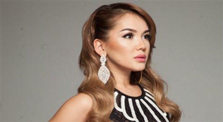 Казахстанская певица Макпал Исабекова вышла замуж 1