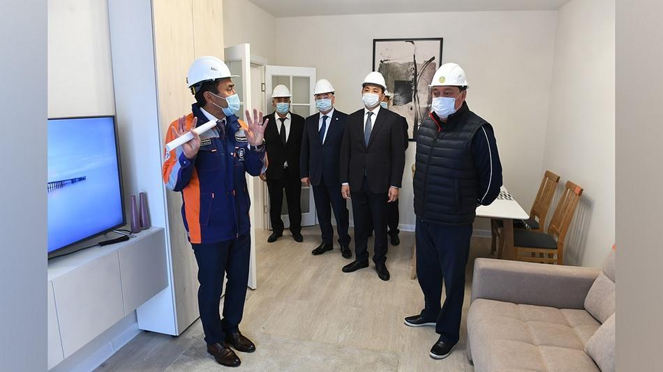Модульные многоэтажки в Казахстане собираются возводить за три месяца 2