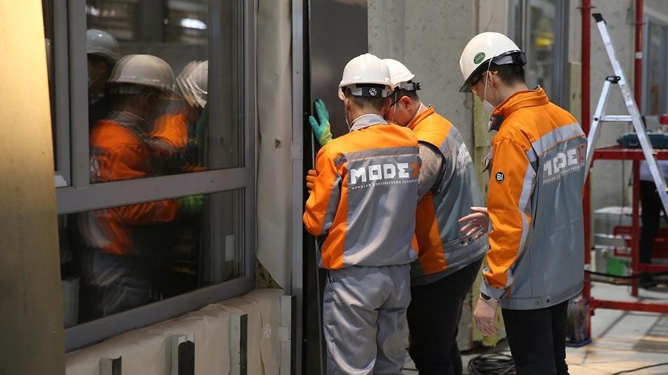 Модульные многоэтажки в Казахстане собираются возводить за три месяца 1