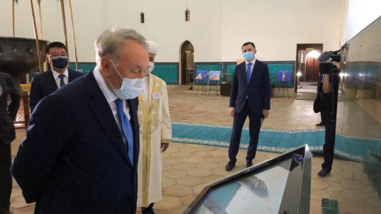 Елбасы о Туркестане: мы сделали то, о чем даже не могли мечтать 1