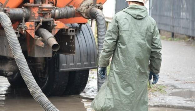 Городская канализация в Атырау