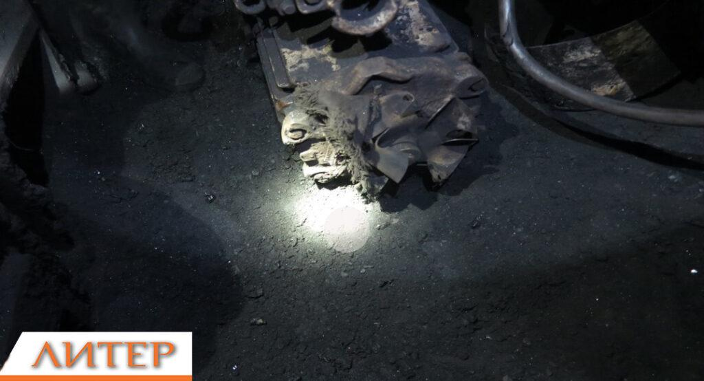 Происшествие в Шахтинске: ногу горнорабочего затянуло лопастями вентилятора 1