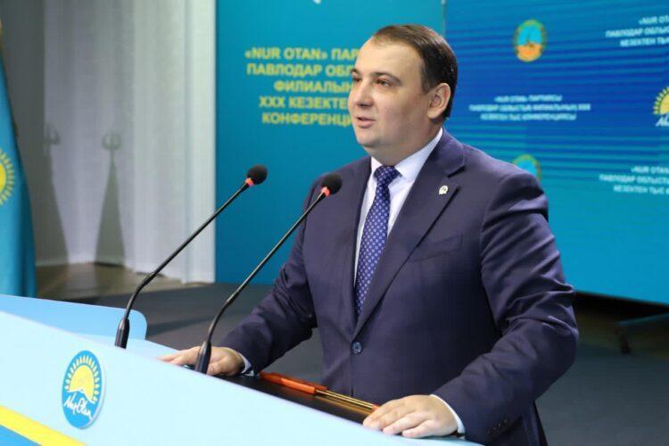 Как в Павлодаре реализуется партийная предвыборная программа партии Nur Otan 1
