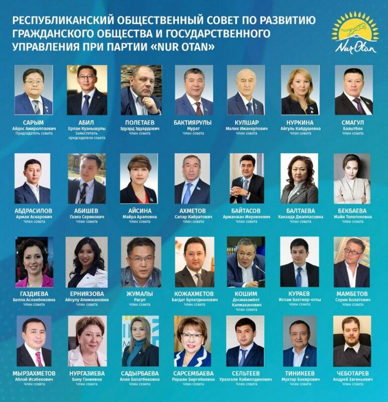 В Nur Otan обсудили предстоящие выборы сельских акимов в Казахстане