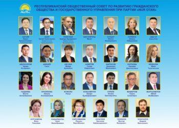 В Nur Otan обсудили предстоящие выборы сельских акимов в Казахстане 1