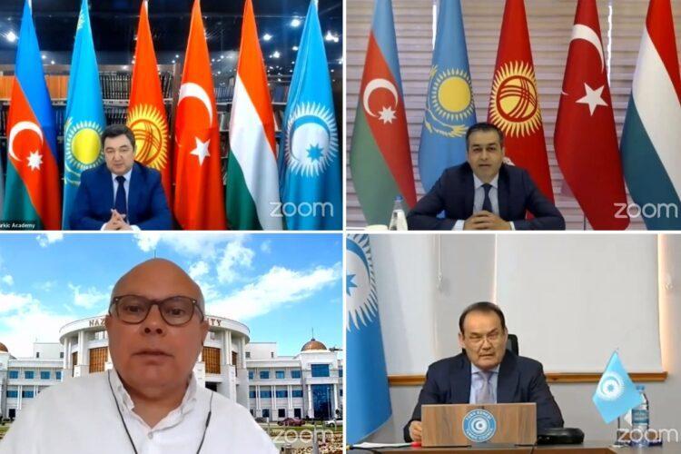 Памятник Назарбаеву за заслуги перед тюркским миром предложили установить в Туркестане 1