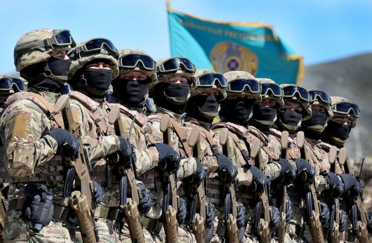 Среди казахстанских военных сформирован коллективный иммунитет к коронавирусу 1