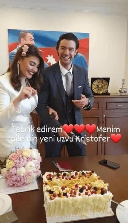 Сын Жан-Клода Ван Дамма женился на азербайджанской пианистке 3