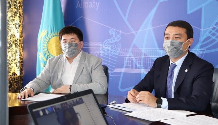 """В Алматы утвердили """"Дорожную карту"""" по реализации программы «Жастар – Отанға!» 4"""
