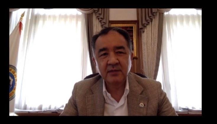 """В Алматы утвердили """"Дорожную карту"""" по реализации программы «Жастар – Отанға!» 1"""