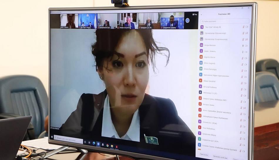 """В Алматы утвердили """"Дорожную карту"""" по реализации программы «Жастар – Отанға!» 2"""