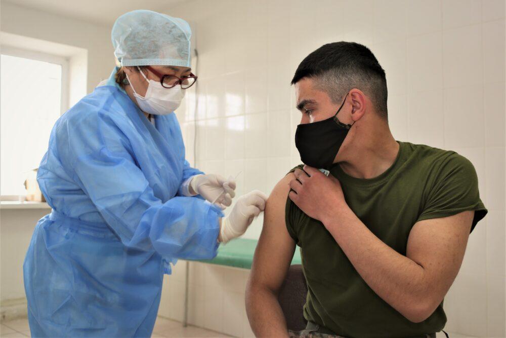Среди казахстанских военных сформирован коллективный иммунитет к коронавирусу 4