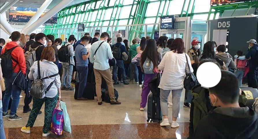 Британская журналистка в ужасе от карантинных мер в казахстанских аэропортах 1
