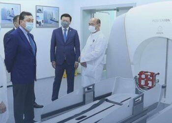 Онкология в Казахстане