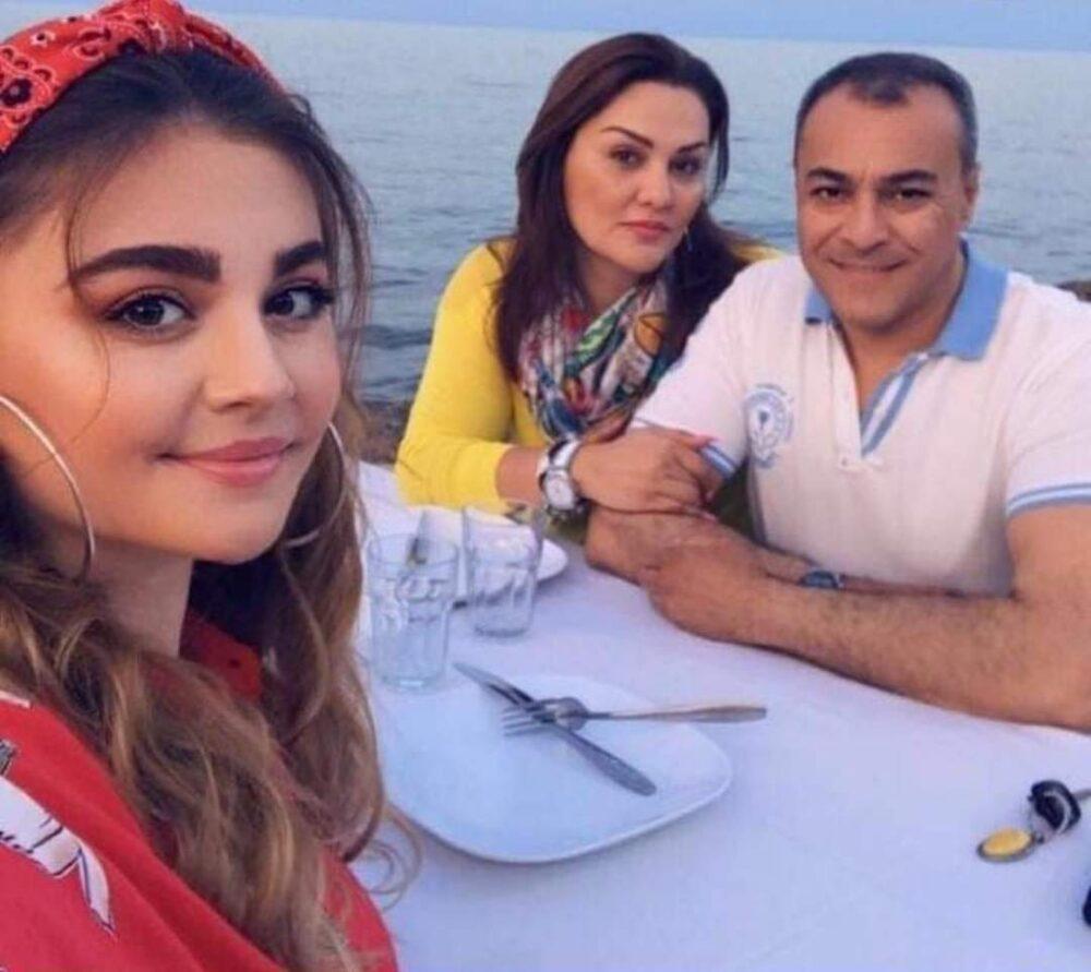 Сын Жан-Клода Ван Дамма женился на азербайджанской пианистке 2