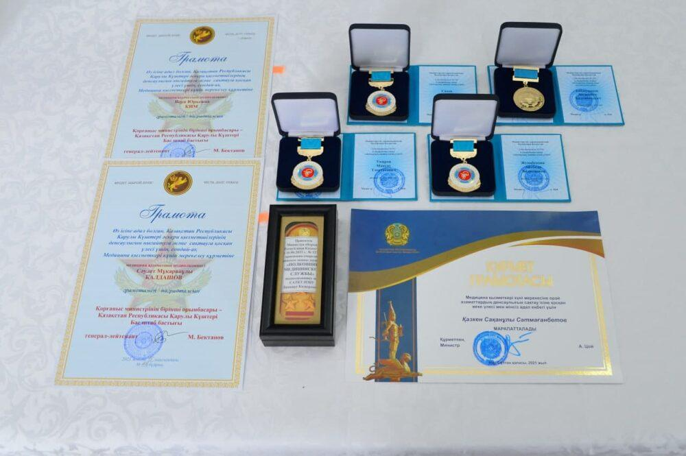 Среди казахстанских военных сформирован коллективный иммунитет к коронавирусу 3