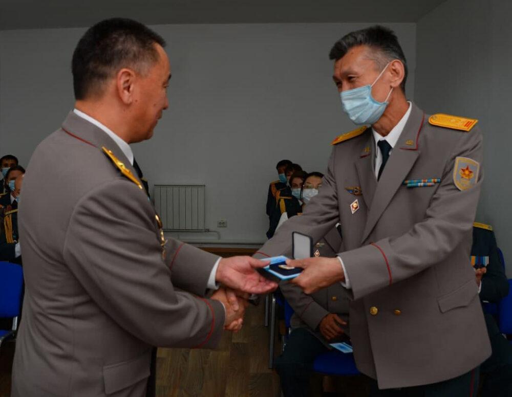 Среди казахстанских военных сформирован коллективный иммунитет к коронавирусу 2