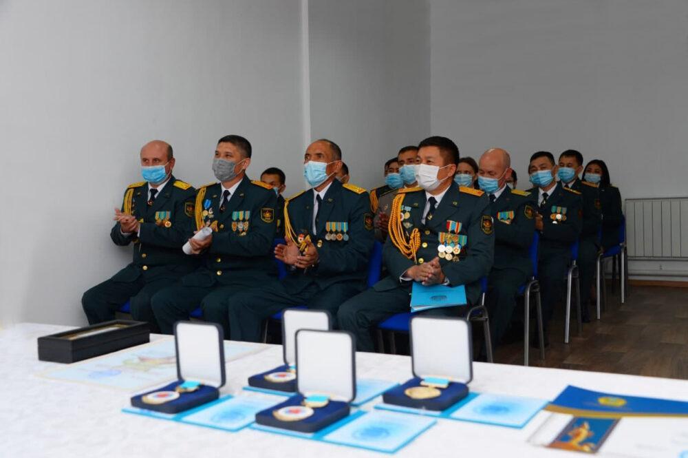 Среди казахстанских военных сформирован коллективный иммунитет к коронавирусу 5