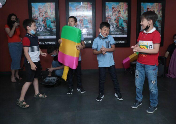 Динара Чайжунусова: Дубляж фильмов на казахский язык - часть предвыборных обещаний Nur Otan 1