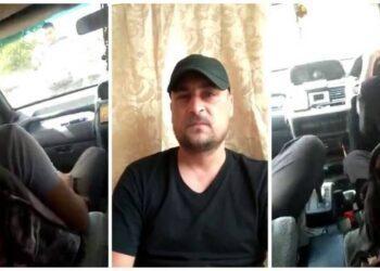 Полицейские стреляли в автомобиль: отец маленького водителя извинился перед казахстанцами 1