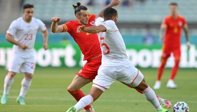 Уэльс и Швейцария сыграли вничью на Евро-2020 1