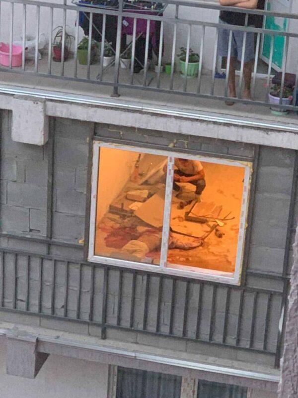 Пьяный строитель убил своего напарника в Алматы 1