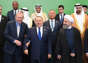 Благодаря Елбасы главный город Казахстана стал центром ОИС 4