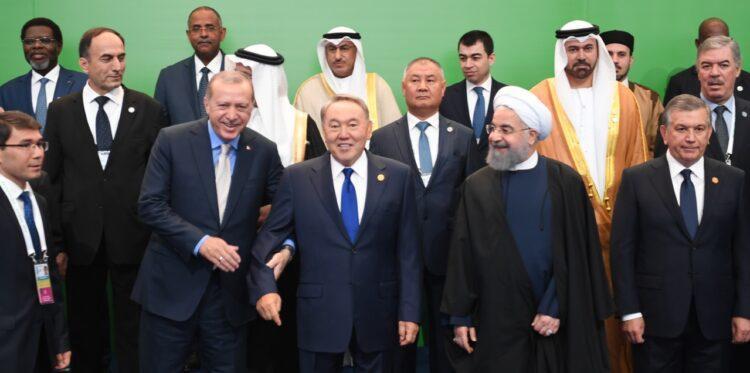 Благодаря Елбасы главный город Казахстана стал центром ОИС 1