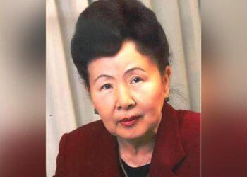 Нурсултан Назарбаев выразил соболезнования семье Мануры Ахметовой в связи с ее кончиной 1